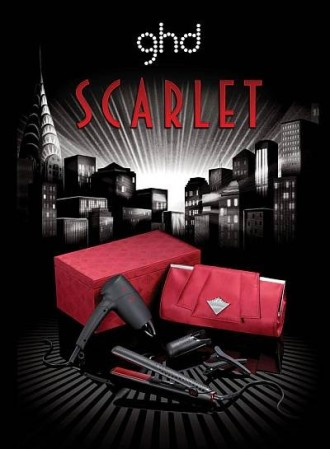 ghd Scarlet Limited Editions
