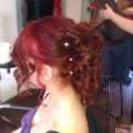 Colour and Prom Hair Styles