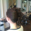 Hair for Prom Party 2012